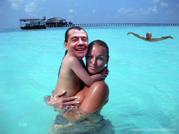 Волочкова и Дима с Вовой